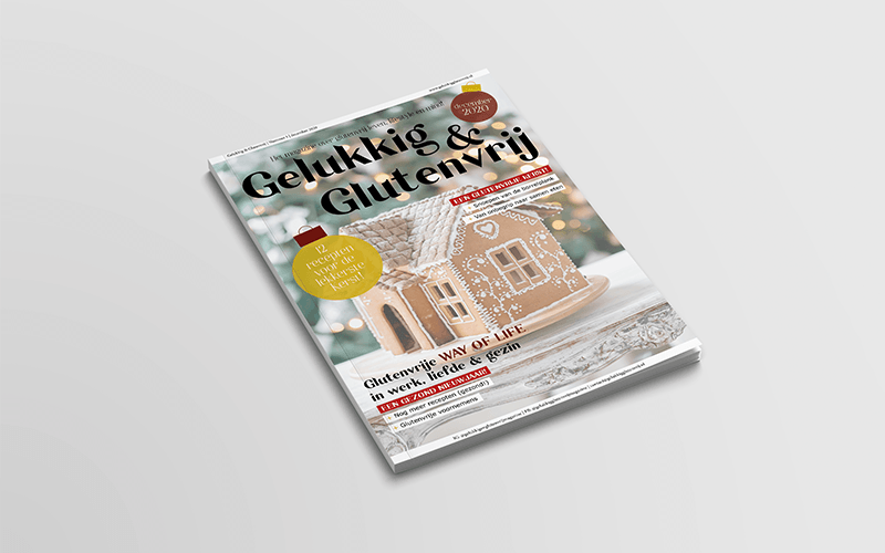 Gelukkig & Glutenvrij Magazine
